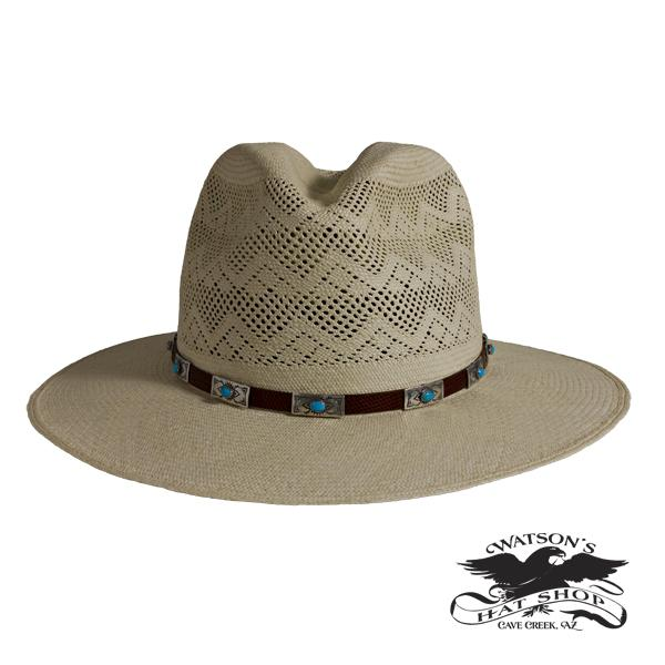 Out West Golfer Panama Hat