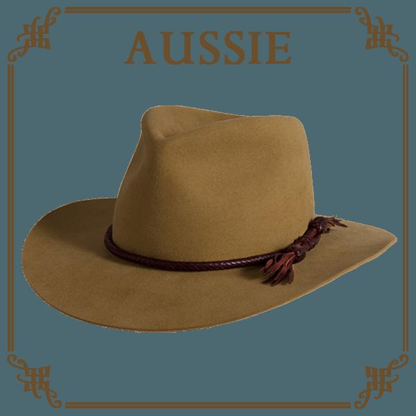 Watson's Hat Shop Aussie hats