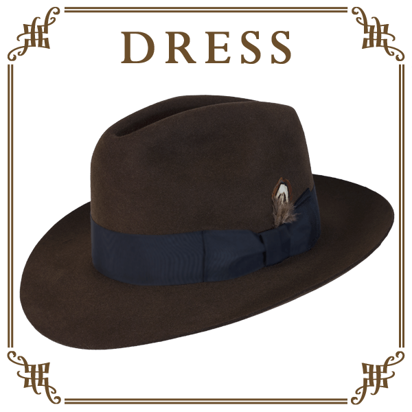 Watson's Hat Shop dress hat