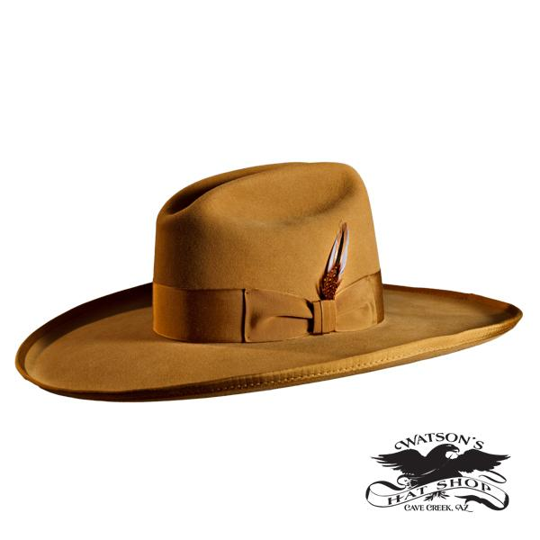 Leveled Tom Mix Hat