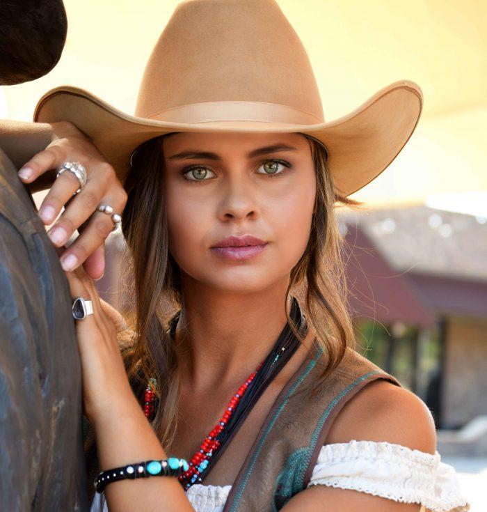 The Santa Fe hat