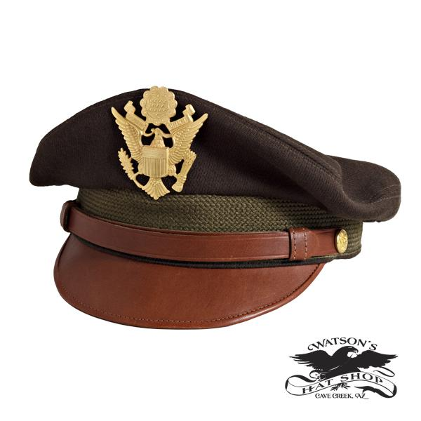 Officer's Crusher Cap