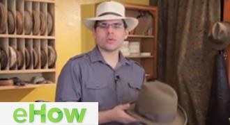 e-how videos on hat care
