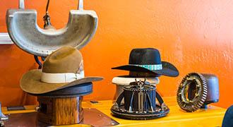hats and hat making equipment