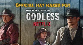 Watson official hatmaker for godless