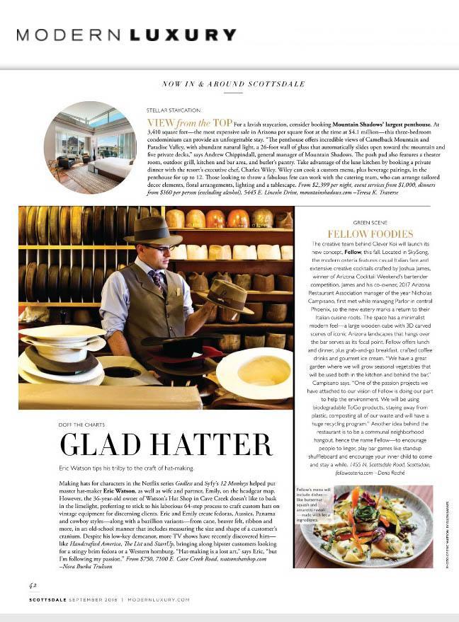 Watsons - Scottsdale Digital Edition Modern Luxury
