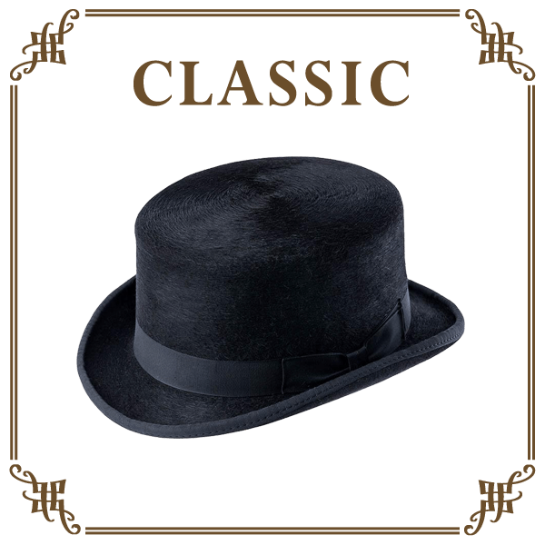 classic Riding Top hat