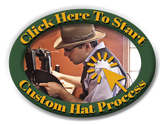 Custom Hat Button