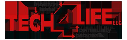 Tech4Life Logo