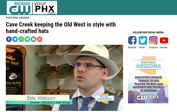 Watson-Your Phoenix CW-KASW-OCT2019